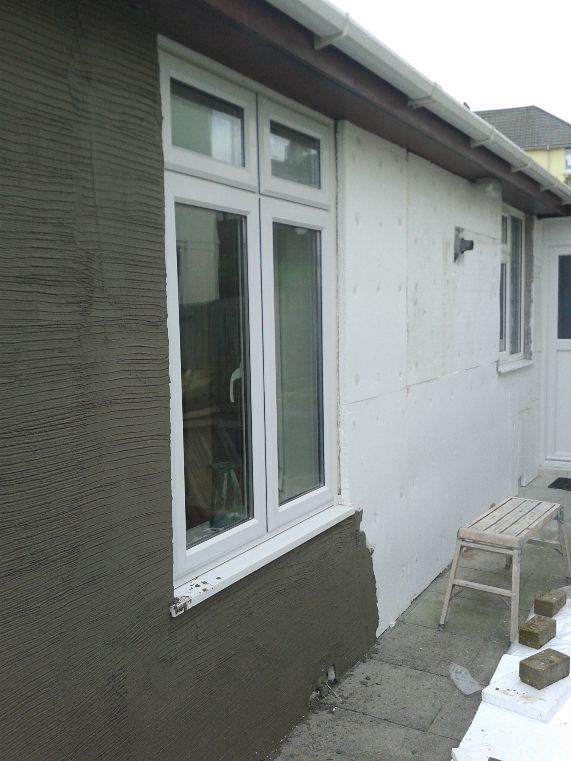 External wall insulation cornwall